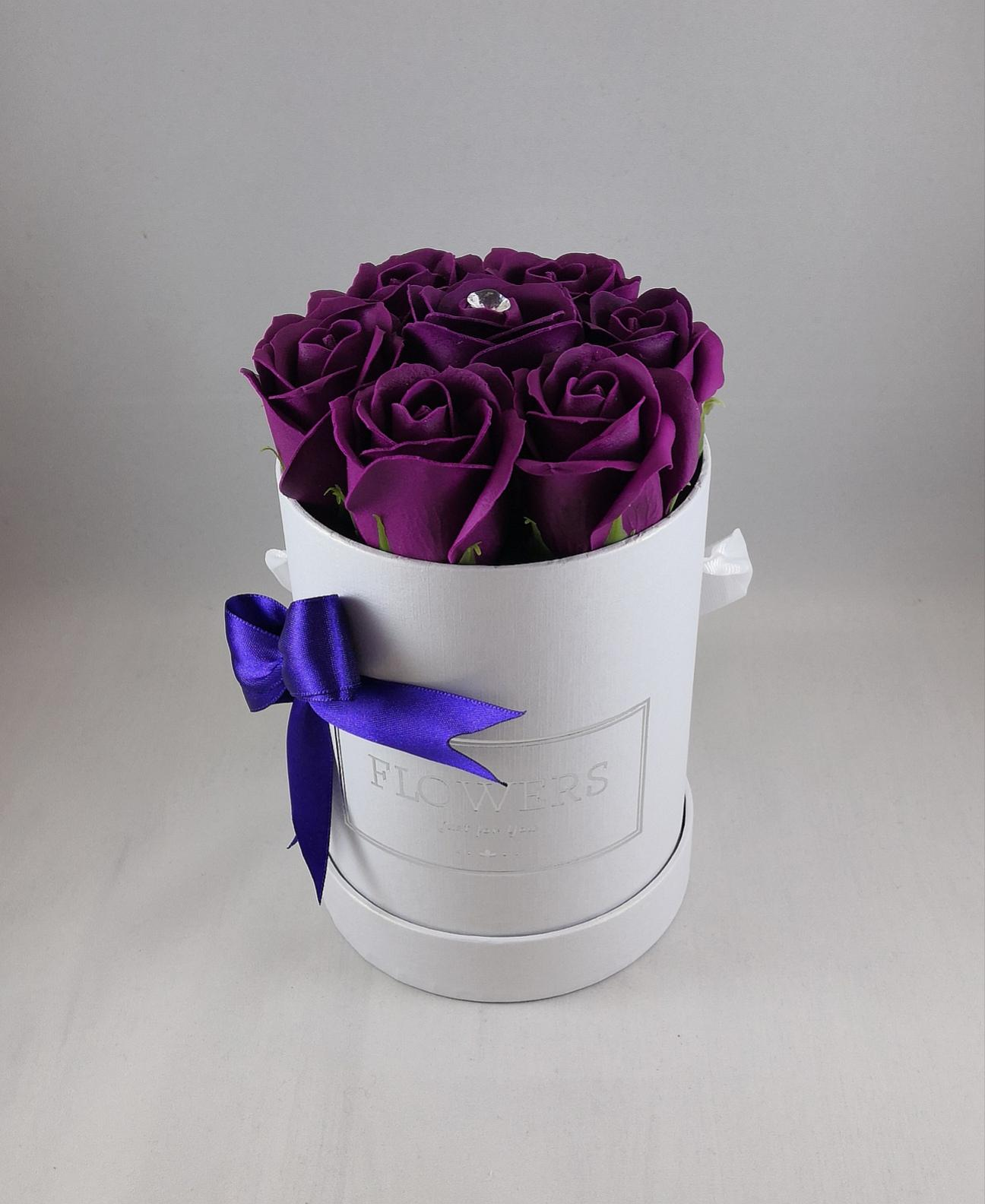 Flower Box - Purple