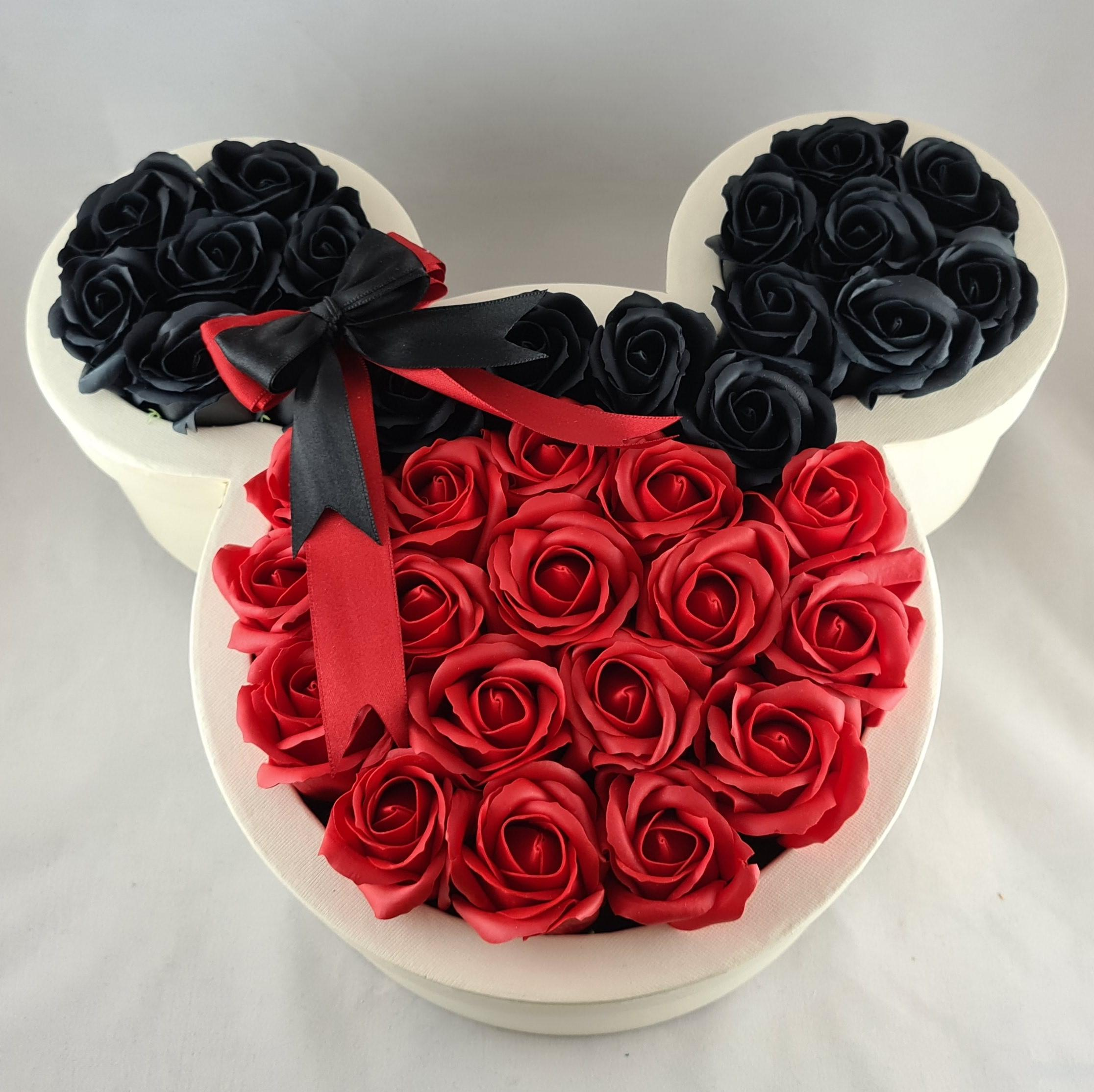 Flower Box - Mickey Mouse