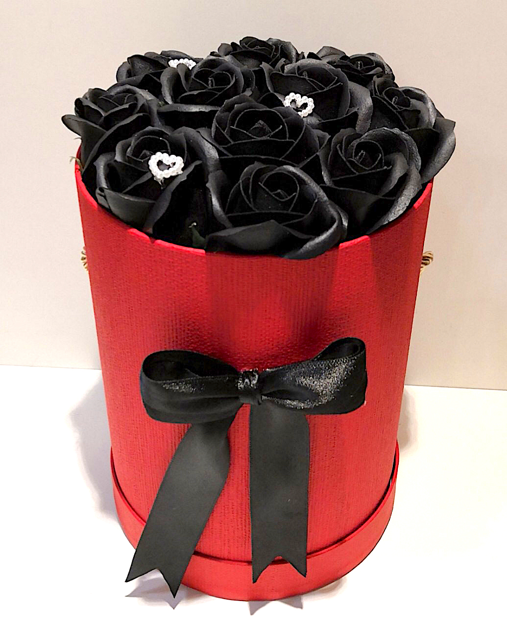Flower Box - Black