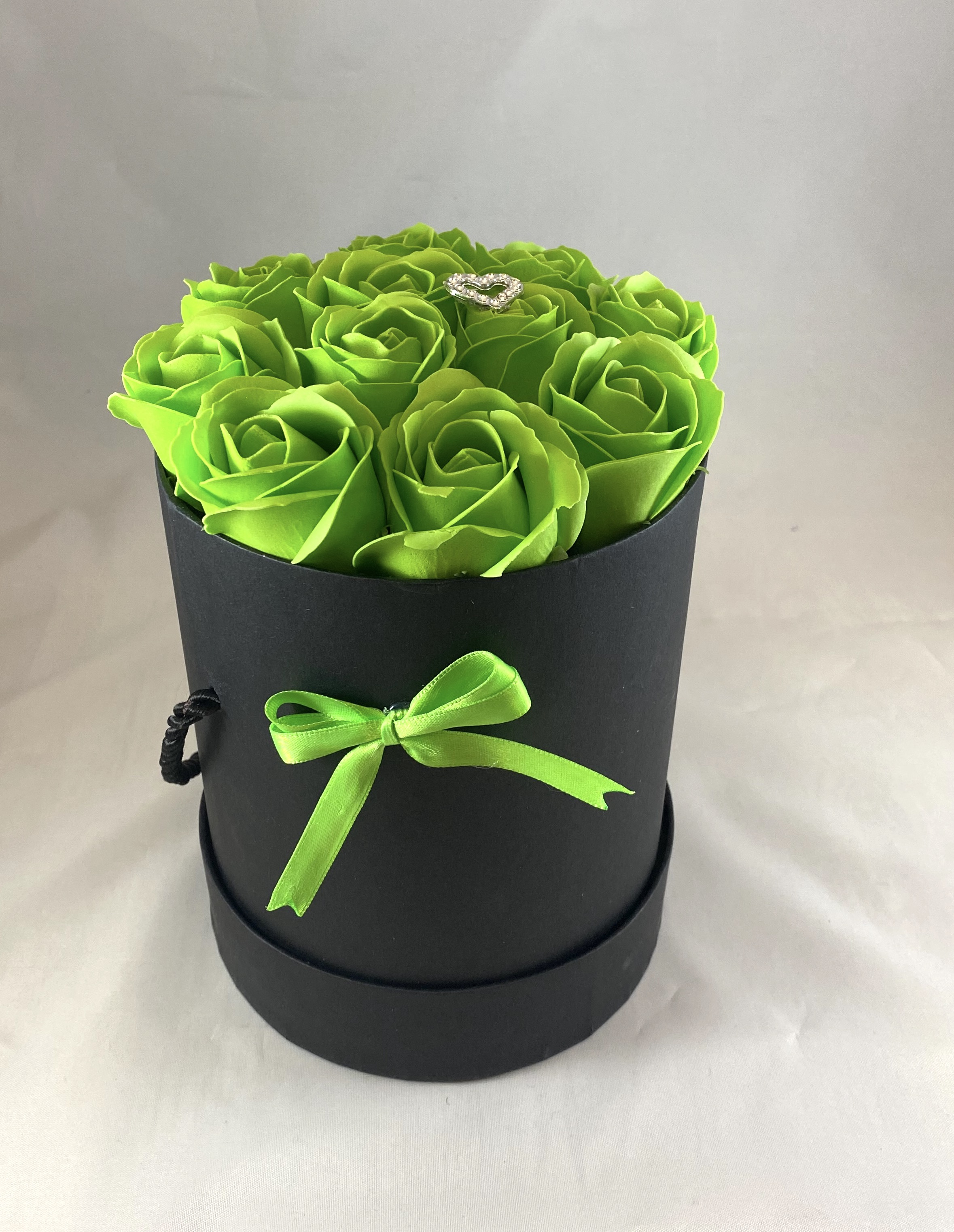 Flower Box - Green